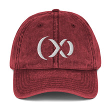 Infinity Vintage Cotton Twill Cap - Infinity Decals