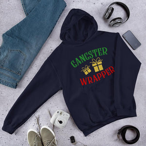 Gangster Wrapper Hooded Sweatshirt - Infinity Decals