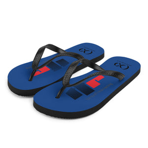 Torque Freak Racing Flip-Flops - Infinity Decals