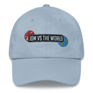 JDM vs the World Dad Hat