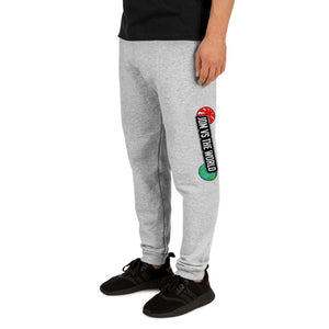 JDM vs the World Unisex Joggers