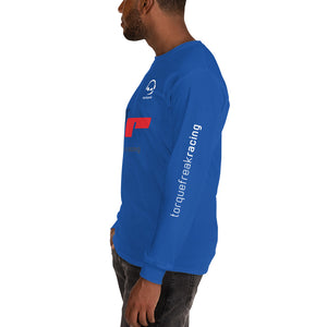 Torque Freak Racing Long Sleeve T-Shirt - Infinity Decals