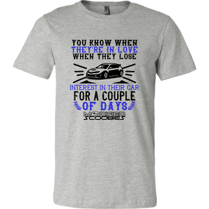 In Love - Impreza Hatch Modified Scoobies Unisex T-Shirt