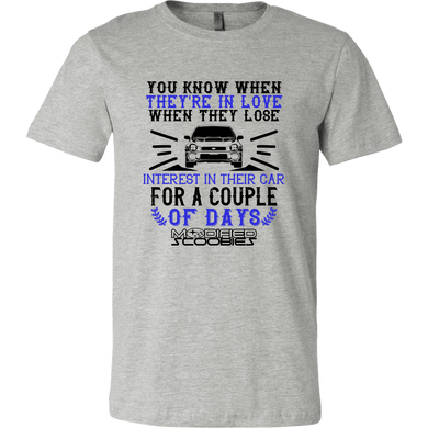 In Love - Impreza Bugeye Modified Scoobies Unisex T-Shirt