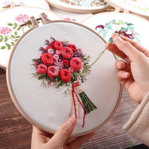 Embroidery Kits - Sewing