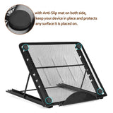 Metal Stander for A4 Led Light Box Tablet Board suit 5D Diamond Painting or iPad etc