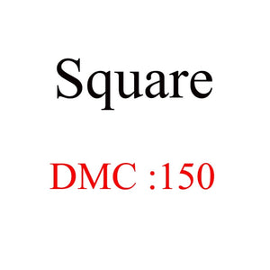 Full square Missing 5D diamond replacement beads (#150-211)