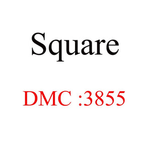Full Square Missing 5D diamond replacement beads (#3855- 3866 - Blanc and ECRU )