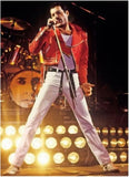 "5D DIY Diamond embroidery Painting Kits -Full Square / Round Drill  ""Queen -Freddie Mercury"""