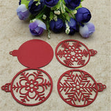 Metal Cutting Dies for DIY Scrapbooking/ Card making Christmas bell snowball