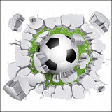 "5D DIY Diamond embroidery Painting Kits -Full Square / Round Drill ""Soccer Balls"""