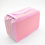 2/3 or 4 Compartment pencil case Colorful stationery - Suit Make Up or pencils
