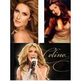 "5D DIY Diamond painting full round/ square drill ""Celine Dion"""