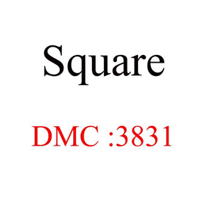 Full square Missing 5D diamond replacement beads (#3831- 3854)