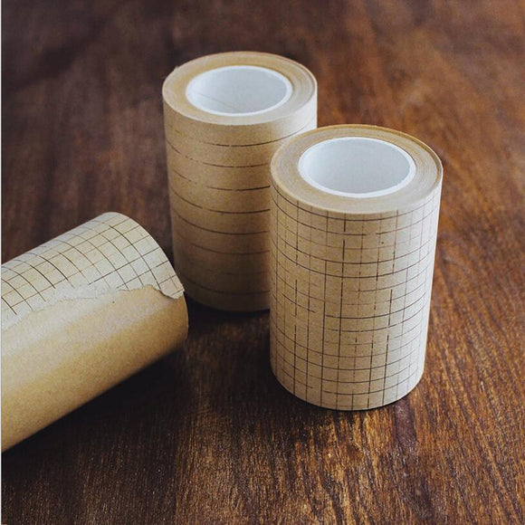 70 mm wide Creative kraft paper washi tape DIY scrapbook/ Journals