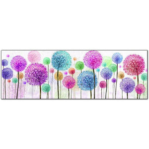 "5D DIY Diamond embroidery Painting Kits -Full Round/square Drill  ""Dandelion Flowers"""