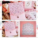 Wedding Invitation Metal Cutting Dies for Card Making