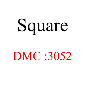 Full square Missing 5D diamond replacement beads (#3053-3364)