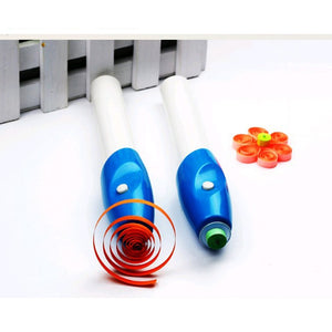 Electric Paper Quilling Tools Set Handmade DIY Paper Craft Tool