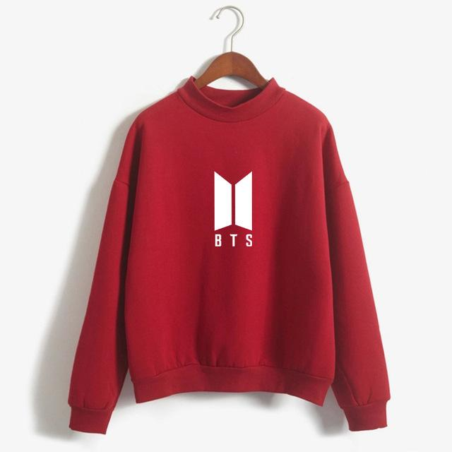 BTS Hoodies For Women Men Bangtan Boys - Best KPOP Fashion Hoodie