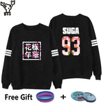 BTS Sweatshirt Women Korean Idol - Best BTS HOODIES