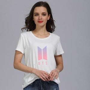 Bangtan Women T shirts - Wear 4 Life