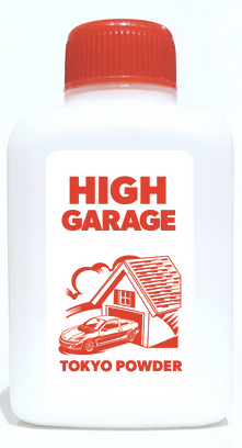 HIGH GARAGE (Liquid Chalk)