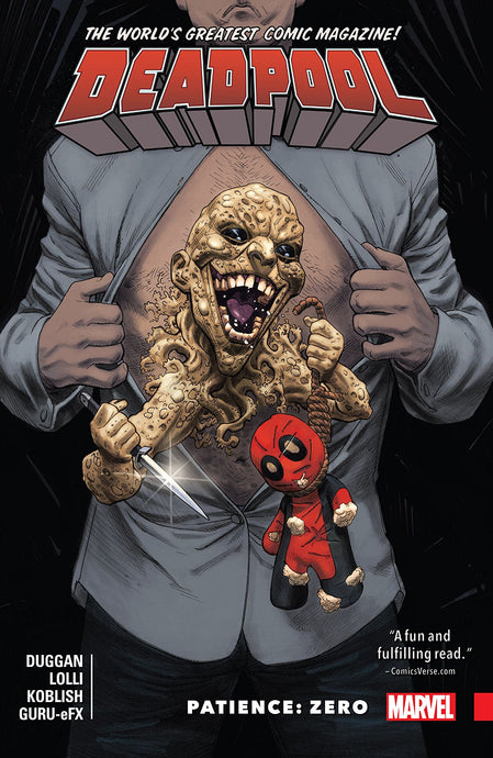 Deadpool Worlds Greatest Vol 6