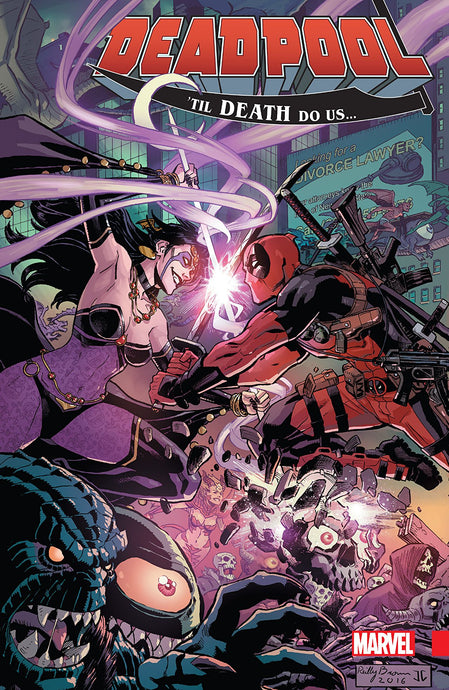 Deadpool Worlds Greatest Vol 8