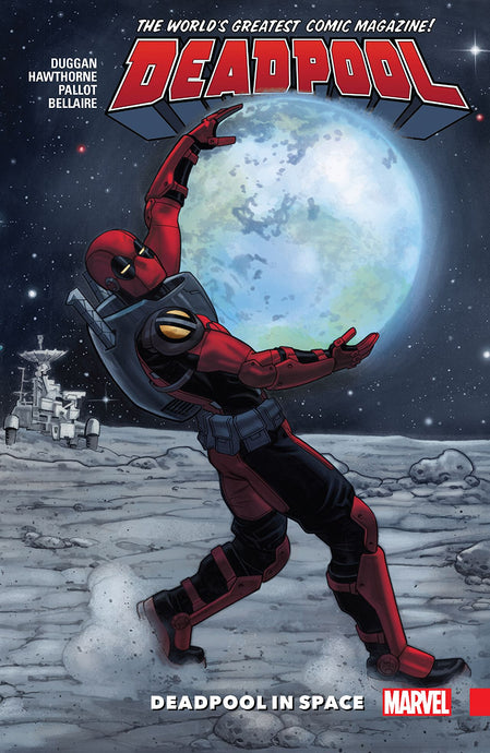 Deadpool Worlds Greatest Vol 9