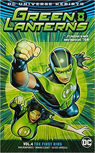 Green Lanterns rebirth vol 4