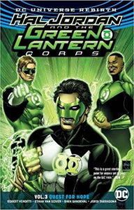 Hal Jordan And The Green Lantern Corps Rebirth Vol 3