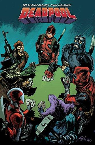 Deadpool Worlds Greatest Vol 5