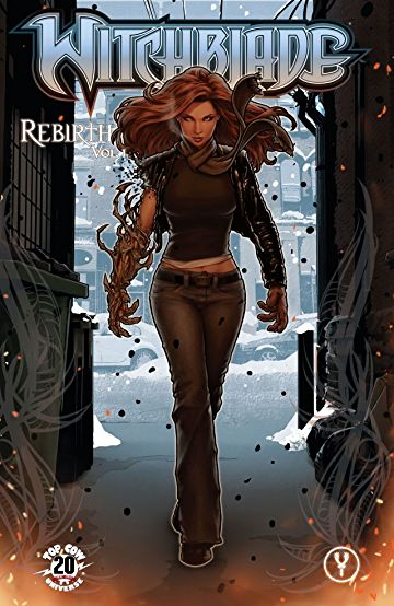 Witchblade Rebirth Vol 1