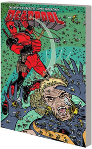 Deadpool Worlds Greatest Vol 3