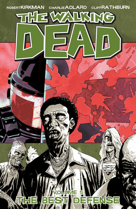 Walking Dead Vol 5 Best Defense