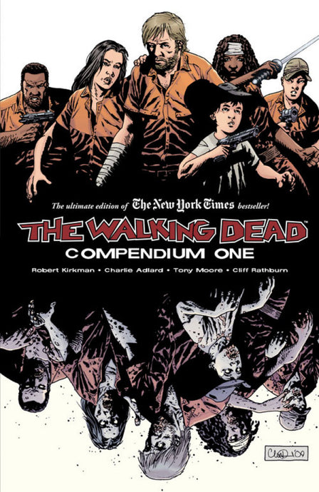 The walking Dead compendium vol 1