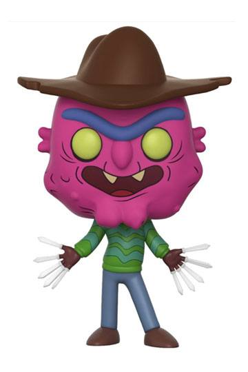 Rick and Morty POP! Animation Vinyl Figure Scary Terry 9 cm