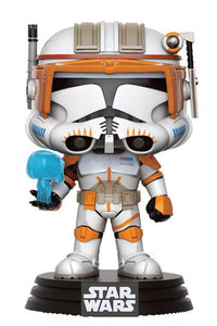 Star Wars POP! Vinyl Bobble-Head Figure Clone Commander Cody 9 cm