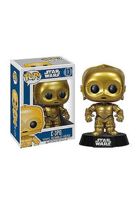 Star Wars POP! Vinyl Bobble-Head C-3PO 10 cm