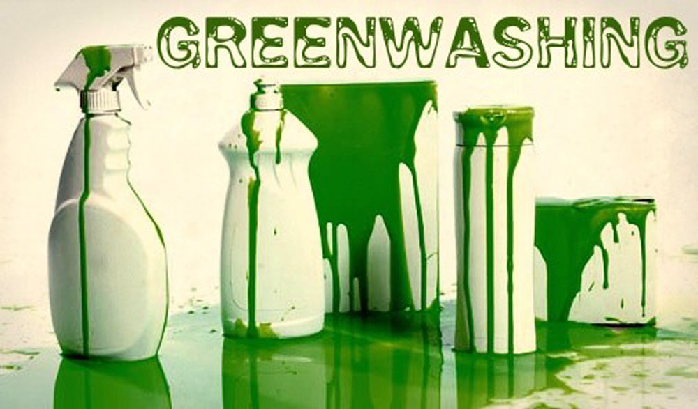 Greenwashing image