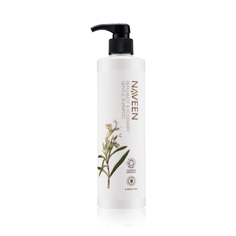 Bergamot & Rosemary Gentle Shampoo 350ml