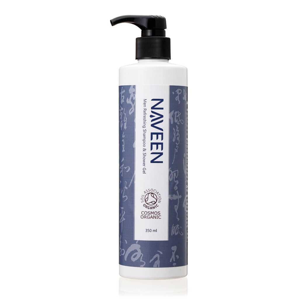 Men Refreshing Shampoo & Shower Gel 350ml