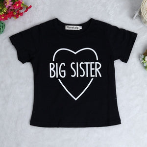 """Big Bro"" Boys Short Sleeve Cotton T-Shirt"