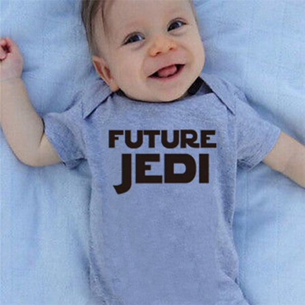 """Future Jedi"" Unisex Cotton Jumpsuit"