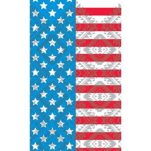 Microfiber Towel - US Flag