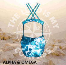 Alpha And Omega The Lord is my Compass  Full Costume