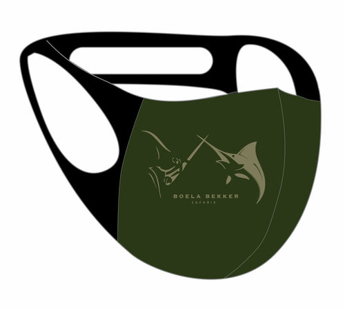 Ultimate Comfort Reusable Beola Safaris Face Mask,