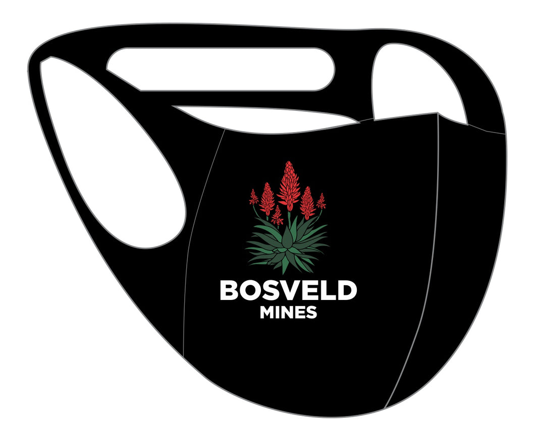 Ultimate Comfort Reusable Bosveld Face Mask