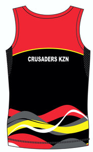 Crusaders active male run vest